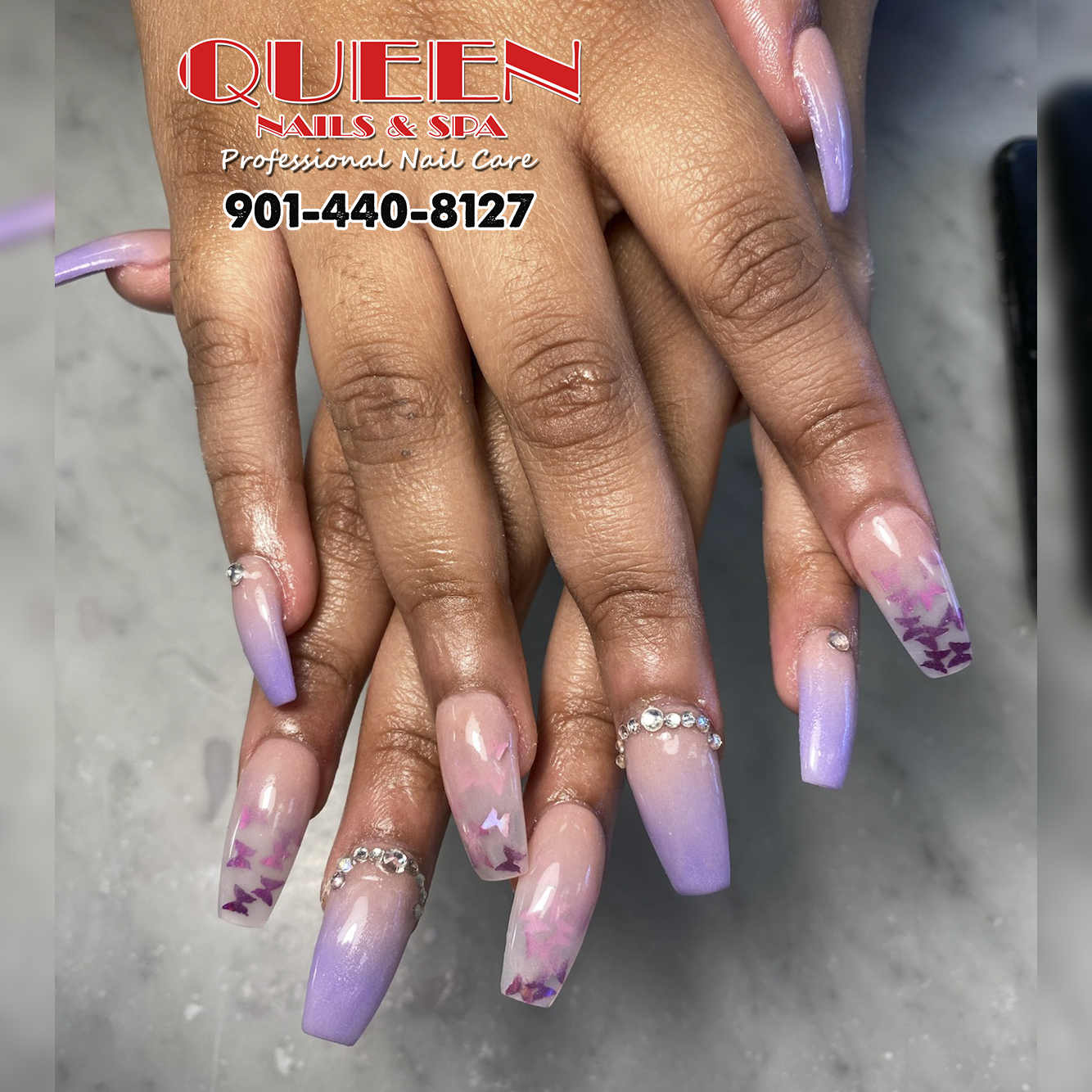 Queen Nails & Spa | Nail salon 38117 | East Memphis TN