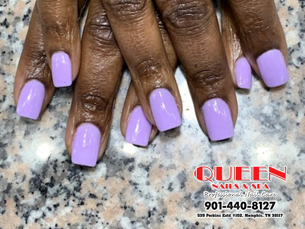 Queen Nails & Spa   Nail salon 38117   East Memphis TN